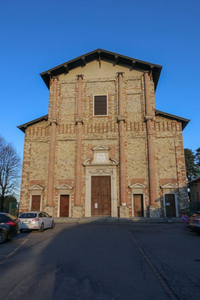 Chiesa Sovico Verticale